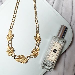 Trifari Antique Collar Necklace